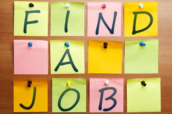bigstock-find-a-job-made-by-many-post-27130538
