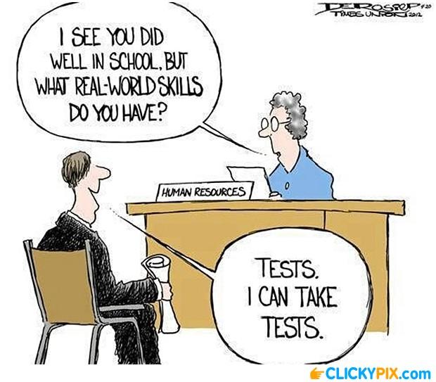 Stress Test Qualification: Jobs Jobs Jobs!!! December 1
