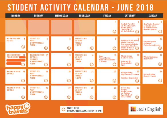 HT Calendar